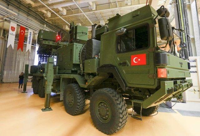 Rusya'nın füzesine Türk ayarı 117