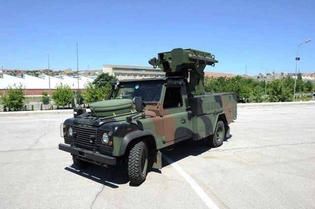 Rusya'nın füzesine Türk ayarı 155