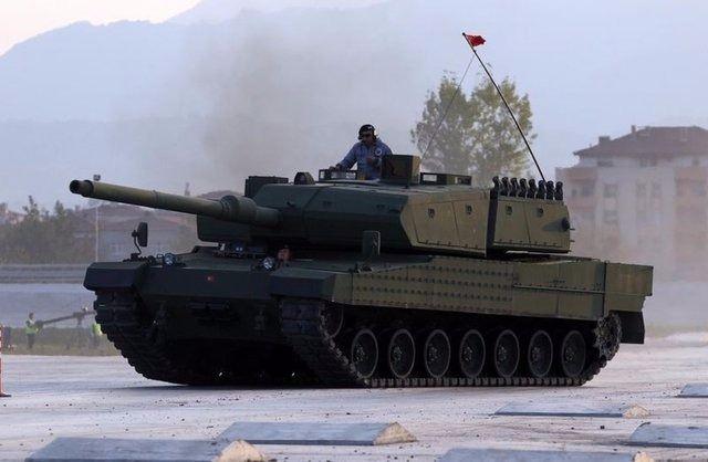 Rusya'nın füzesine Türk ayarı 33