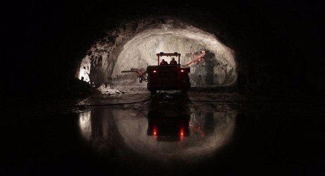 Ovit Tüneli'nde ışık göründü 23