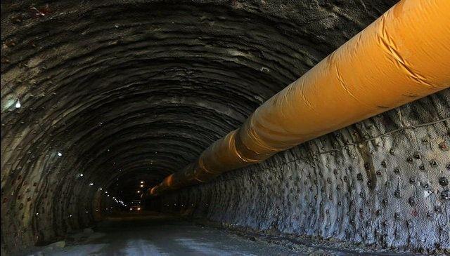 Ovit Tüneli'nde ışık göründü 25