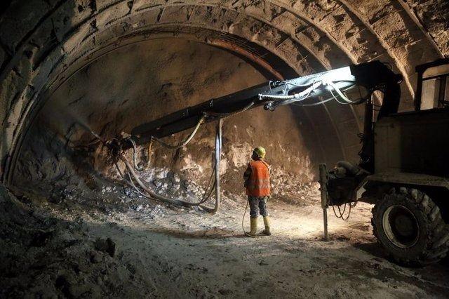 Ovit Tüneli'nde ışık göründü 28