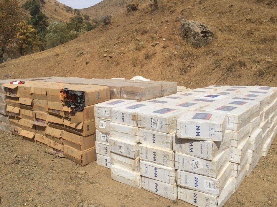 PKK'nın ekonomi kaynağına büyük darbe 8
