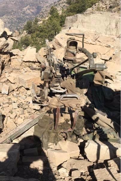 İşte PKK'nın tünelleri 12