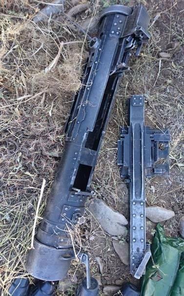 İşte PKK'nın tünelleri 14