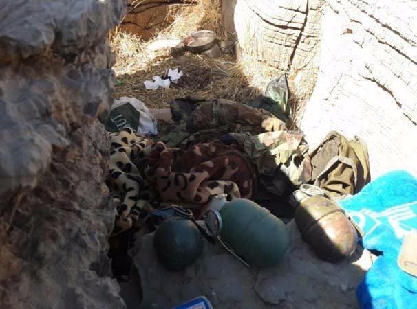İşte PKK'nın tünelleri 16