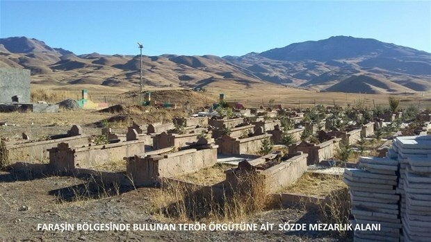 İşte PKK'nın tünelleri 30