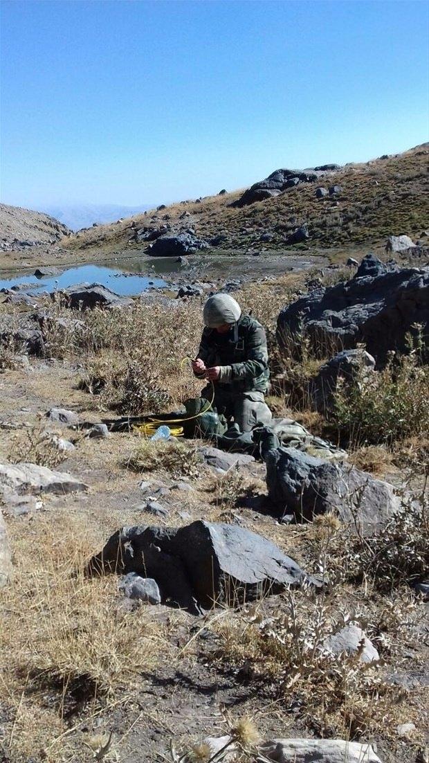 İşte PKK'nın tünelleri 32