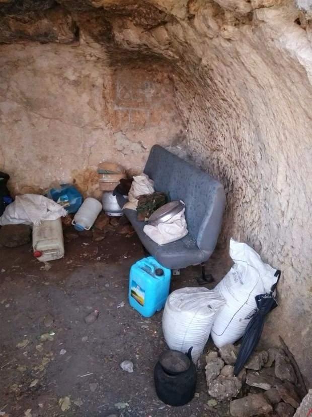 İşte PKK'nın tünelleri 4