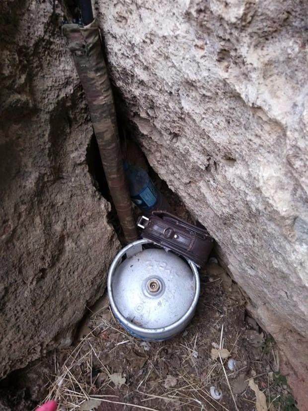 İşte PKK'nın tünelleri 6