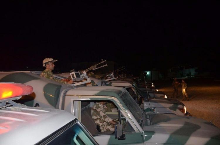 Musul operasyonuna 36 ülkeden 30 bin kişi 12