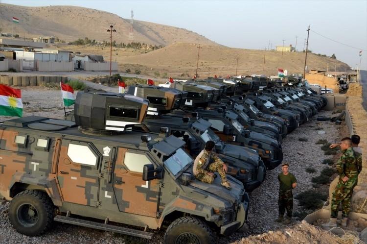 Musul operasyonuna 36 ülkeden 30 bin kişi 13