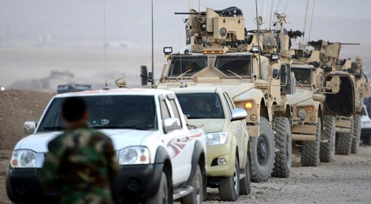 Musul operasyonuna 36 ülkeden 30 bin kişi 14