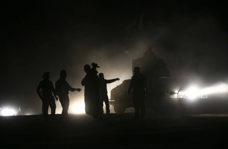 Musul'u kurtarma operasyonunda şiddetli çatışma 1