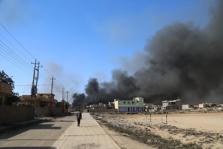 Musul'u kurtarma operasyonunda şiddetli çatışma 10