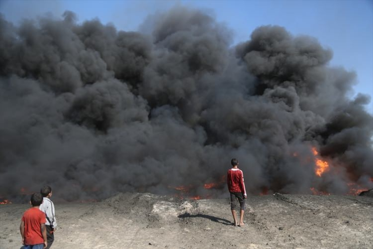 Musul'u kurtarma operasyonunda şiddetli çatışma 11