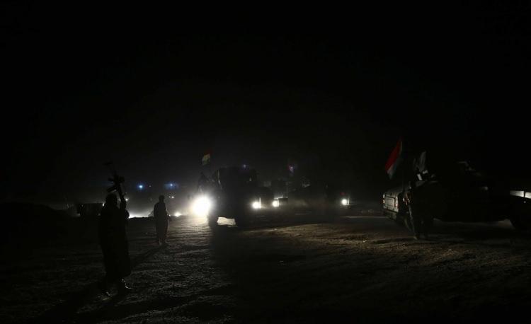 Musul'u kurtarma operasyonunda şiddetli çatışma 12