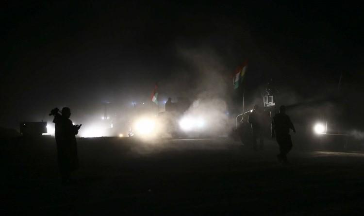 Musul'u kurtarma operasyonunda şiddetli çatışma 13