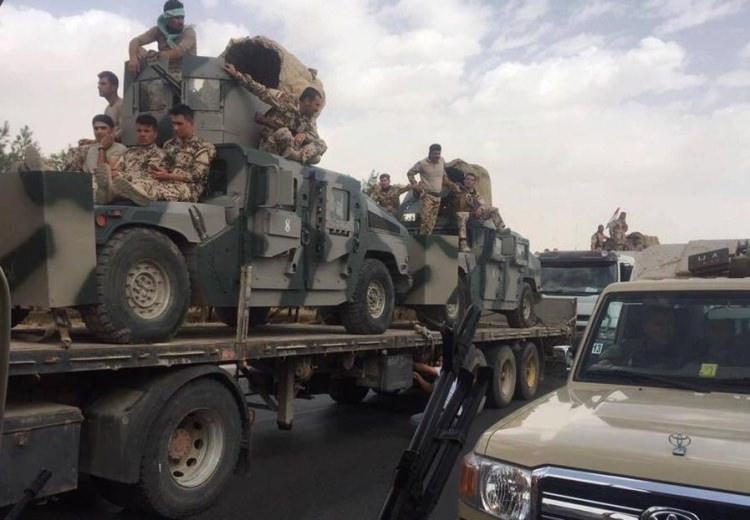 Musul'u kurtarma operasyonunda şiddetli çatışma 15