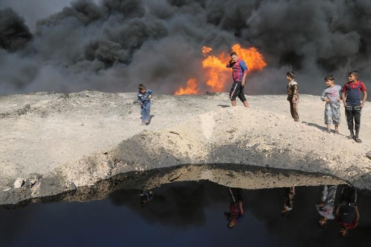 Musul'u kurtarma operasyonunda şiddetli çatışma 16