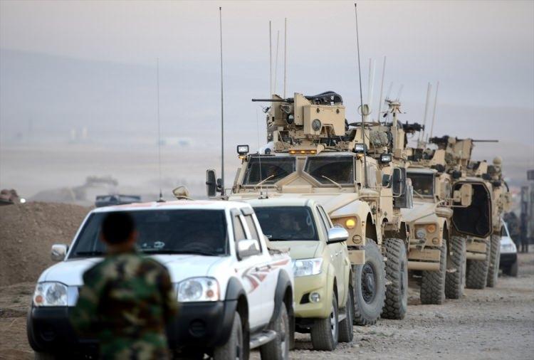 Musul'u kurtarma operasyonunda şiddetli çatışma 18