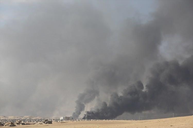 Musul'u kurtarma operasyonunda şiddetli çatışma 19
