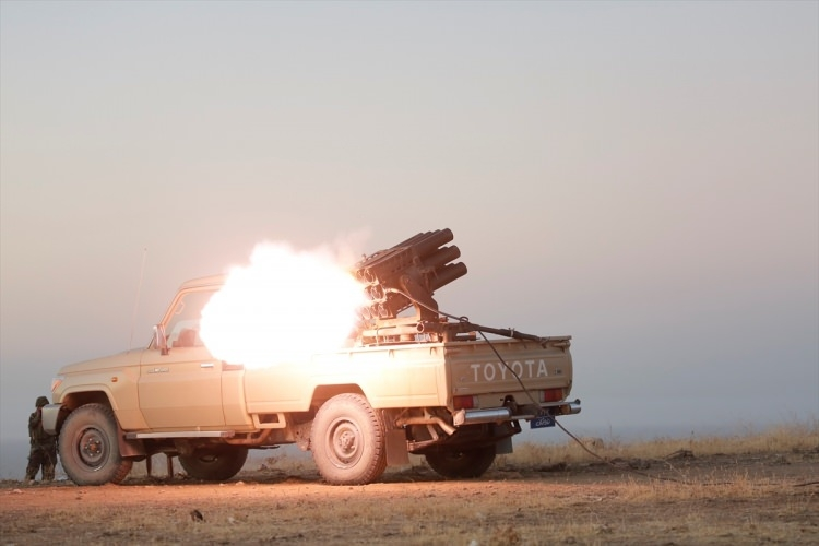 Musul'u kurtarma operasyonunda şiddetli çatışma 2