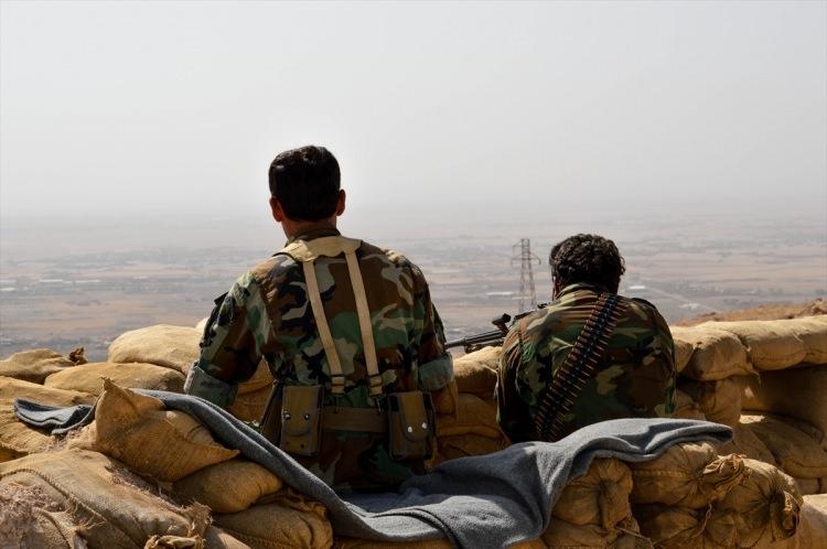 Musul'u kurtarma operasyonunda şiddetli çatışma 21
