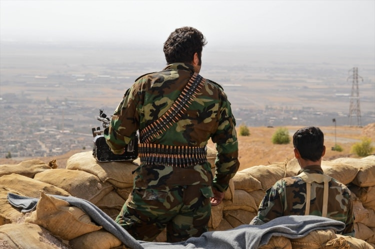 Musul'u kurtarma operasyonunda şiddetli çatışma 22