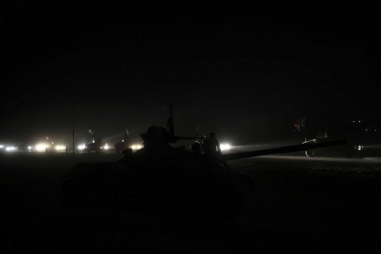 Musul'u kurtarma operasyonunda şiddetli çatışma 24