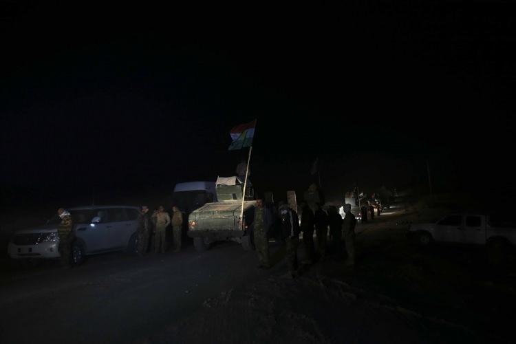 Musul'u kurtarma operasyonunda şiddetli çatışma 26