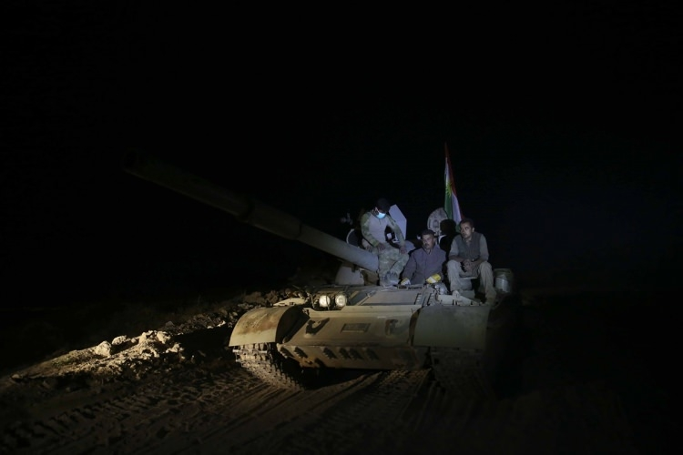 Musul'u kurtarma operasyonunda şiddetli çatışma 30
