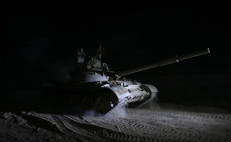 Musul'u kurtarma operasyonunda şiddetli çatışma 31