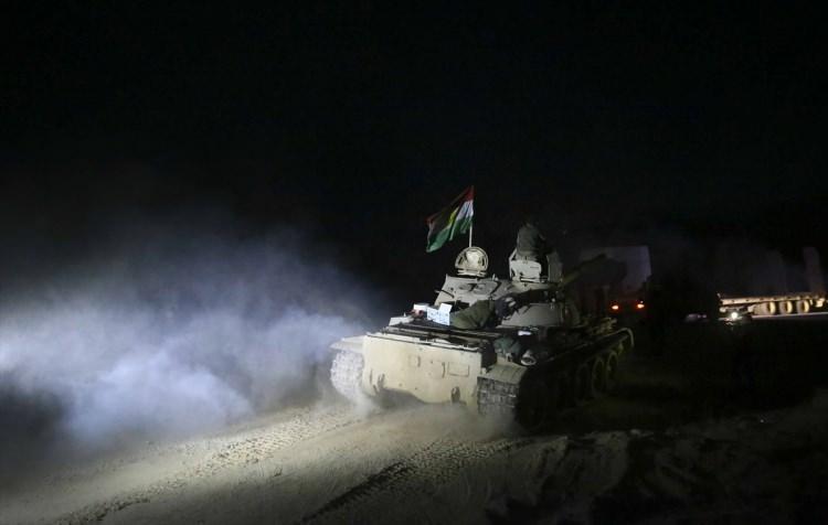 Musul'u kurtarma operasyonunda şiddetli çatışma 32