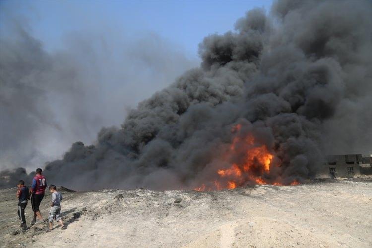Musul'u kurtarma operasyonunda şiddetli çatışma 34