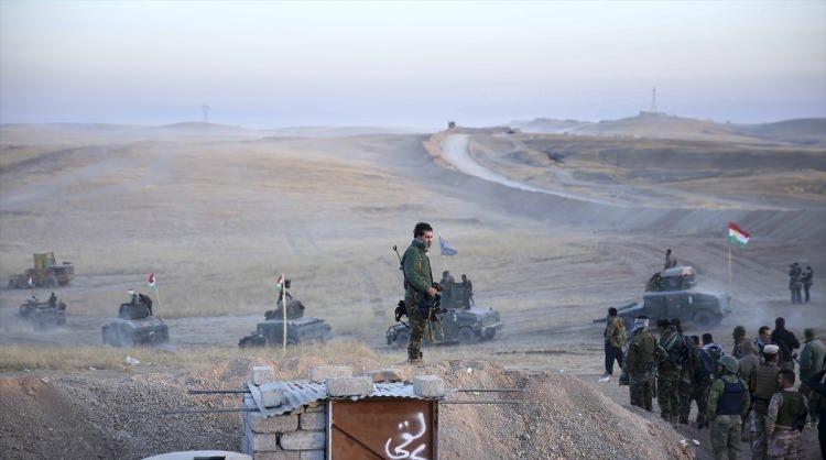 Musul'u kurtarma operasyonunda şiddetli çatışma 35