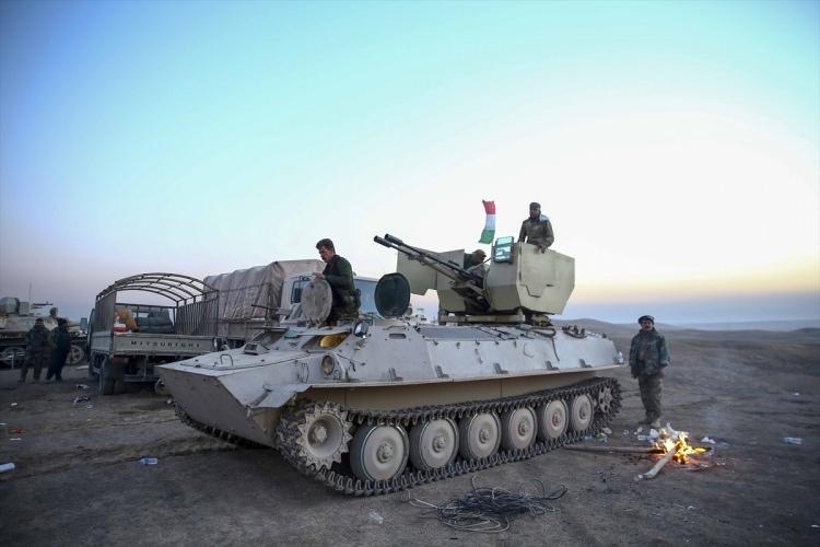 Musul'u kurtarma operasyonunda şiddetli çatışma 36