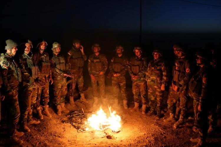Musul'u kurtarma operasyonunda şiddetli çatışma 37
