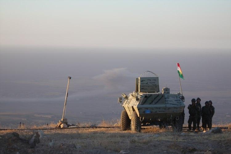 Musul'u kurtarma operasyonunda şiddetli çatışma 38