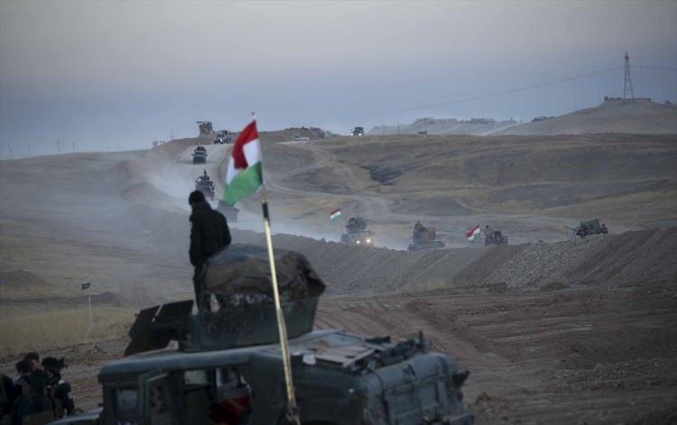 Musul'u kurtarma operasyonunda şiddetli çatışma 40