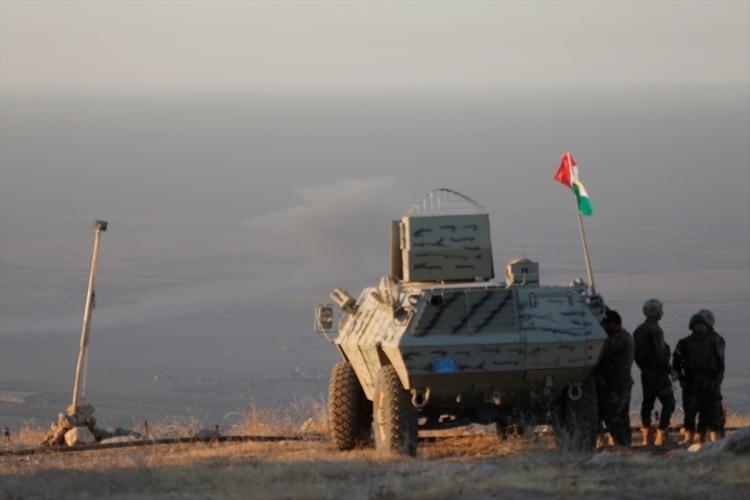 Musul'u kurtarma operasyonunda şiddetli çatışma 41