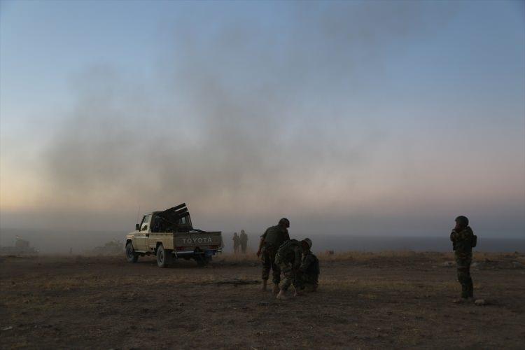 Musul'u kurtarma operasyonunda şiddetli çatışma 42