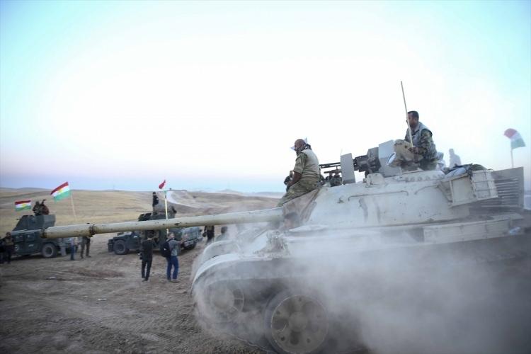 Musul'u kurtarma operasyonunda şiddetli çatışma 43
