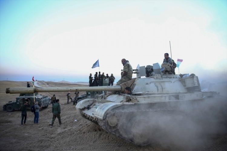 Musul'u kurtarma operasyonunda şiddetli çatışma 44