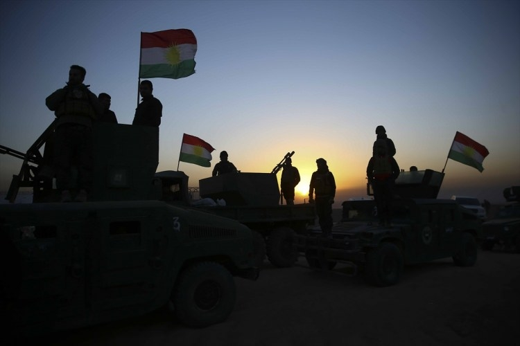 Musul'u kurtarma operasyonunda şiddetli çatışma 46