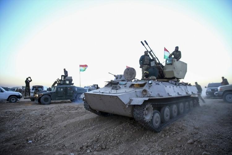 Musul'u kurtarma operasyonunda şiddetli çatışma 50