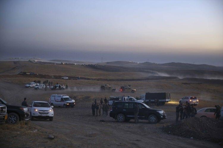 Musul'u kurtarma operasyonunda şiddetli çatışma 51