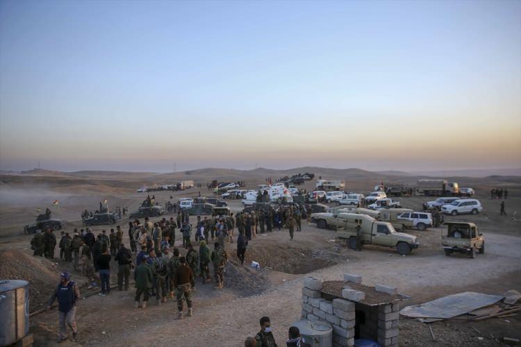 Musul'u kurtarma operasyonunda şiddetli çatışma 52