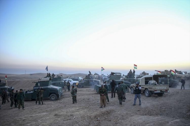 Musul'u kurtarma operasyonunda şiddetli çatışma 54