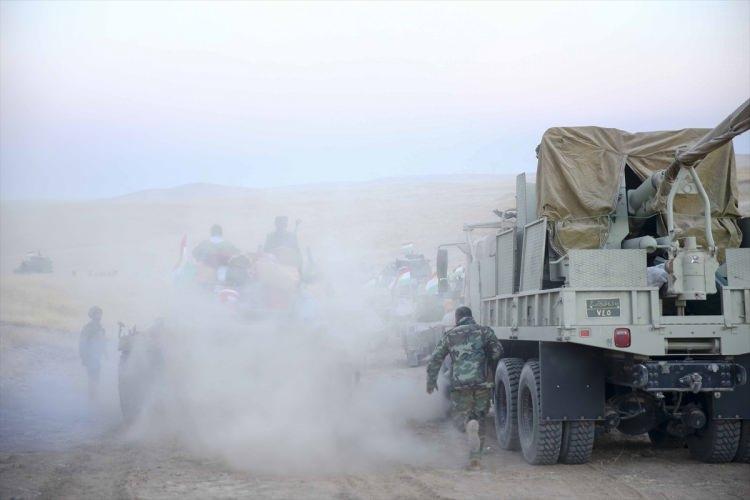 Musul'u kurtarma operasyonunda şiddetli çatışma 55